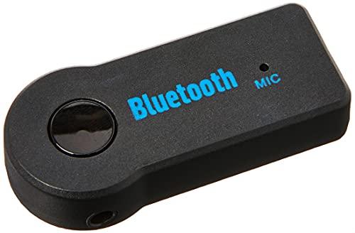 Receptor Bluetooth P2 Handsfree Com bateria interna Para Carro Casa e Fone