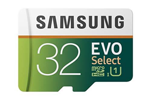 Samsung (MB-ME32GA/AM) 32GB 95MB/s (U1) cartão de memória microSDHC EVO Select com adaptador de tamanho completo