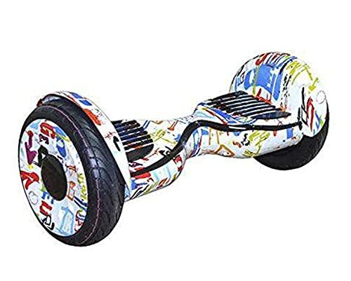 10 Led Hoverboard Skate Bluetooth Grafiti 2020