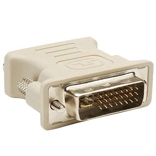 Adaptador MD9 DVI-I M x VGA F 24+5 Dual Link 4623 BRANCO