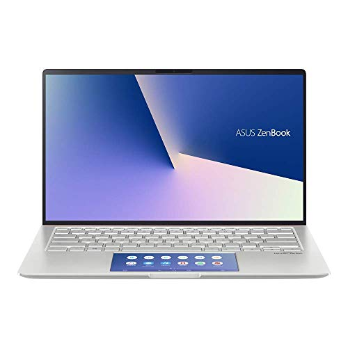 Notebook ASUS ZenBook 14 UX434FAC-A6339T - CORE I7 / 8 GB / 256 GB SSD / Windows 10 Home / Prata Metálico