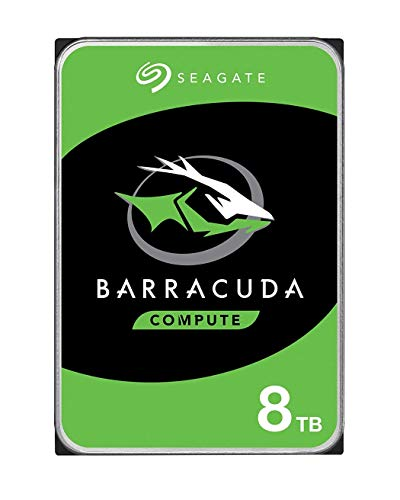 Hd Interno Seagate   Barracuda Compute Hdd 3, 5   Prata   8Tb   St8000Dm004 Seagate, Hd Interno, Prata
