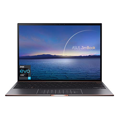 ASUS ZenBook S Ultra Slim Laptop, 14