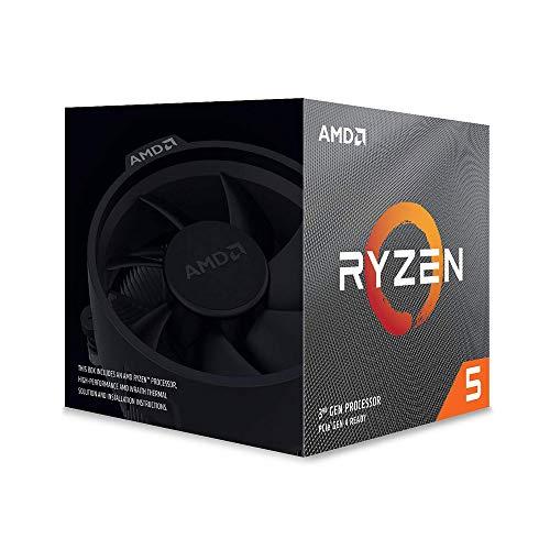 CPU AMD Ryzen 5 3600X, 3.8GHz (4.4GHz Max) AM4 95W 100-100000022BOX