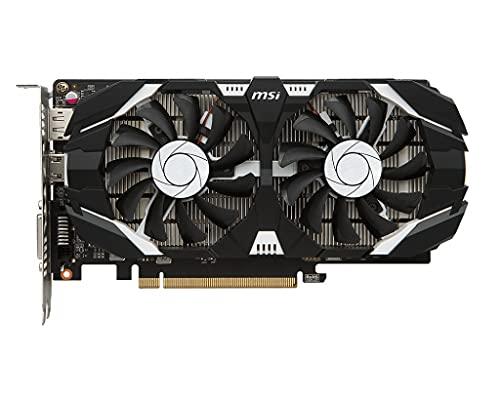 Placa de Vídeo Msi Geforce Gtx 1050 Ti 4Gb Oc Ddr5 128 Bits - Geforce Gtx 1050 Ti 4Gt Oc MSI, GEFORCE GTX 1050 TI 4GT OC