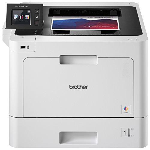 Impressora Laser, Brother, 8360CDW, Branco