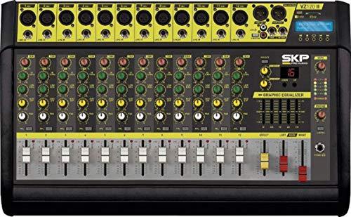 MESA DE SOM AMP 12 CANAIS 500W VZ120-II