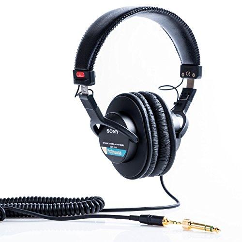 Fone de ouvido Sony MDR-7506