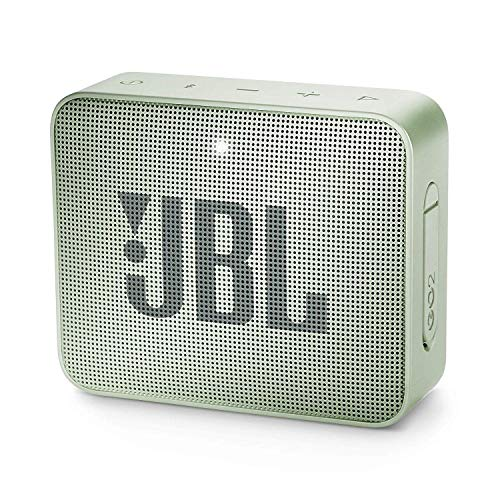 Caixa de som Bluetooth à Prova d´Água, JBL, JBLGO2MINT, Verde