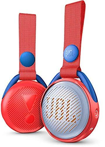 Caixa de som Bluetooth à Prova d´Água, Vermelha, JBLTJPOPRED