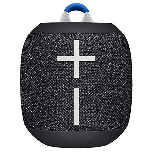 Caixa de Som Bluetooth Ultimate Ears WONDERBOOM 2 Portátil, À Prova D´Água com Modo Outdoor - até 13 horas de Bateria; 2 anos de Garantia - Preto