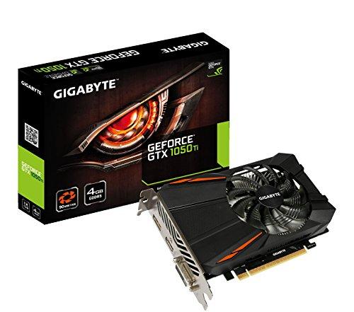 Gigabyte Placas gráficas Geforce GTX 1050 Ti 4GB GV-N105TD5-4GD