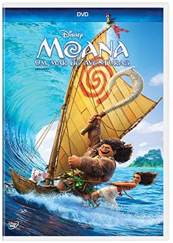 Moana Um Mar De Aventuras [DVD]