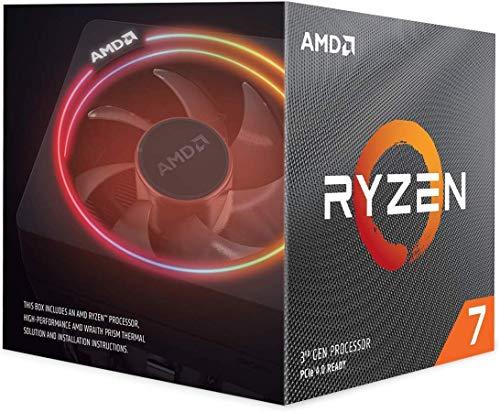 Processador AMD Ryzen 7 3700X Box (AM4 / 8 Cores / 16 Threads / 3.6GHz / 36MB Cache/Cooler Wraith Prism RGB) - *S/Video Integrado*