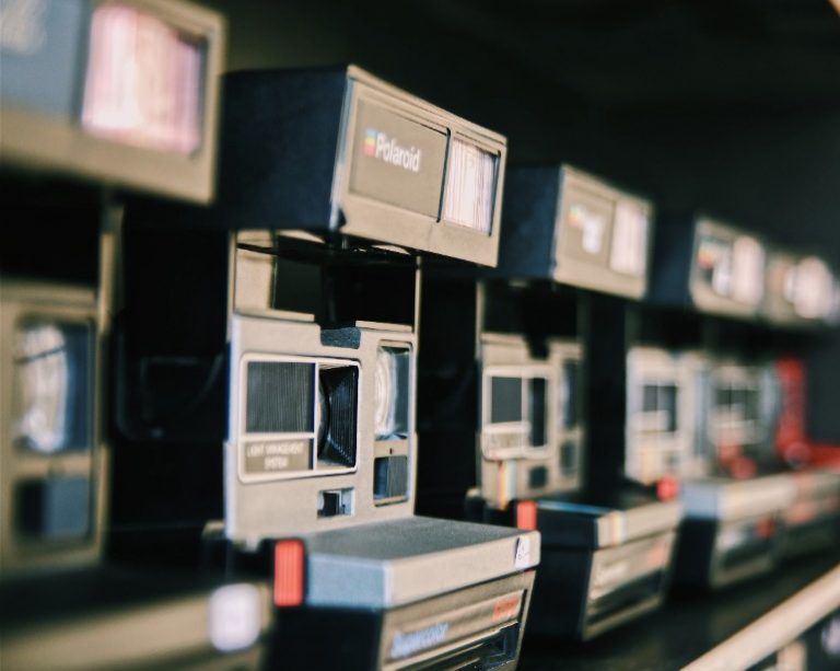 Polaroid Kamera-1