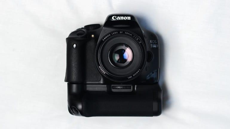 Digitalkamera Bettlaken